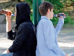 Жигулевские полицейские проводят профилактические мероприятия по недопущению употребления спиртного несовершеннолетними