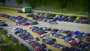 Около «Самара Арена» идёт строительство трех парковок на более чем 3 тысячи парковочных мест