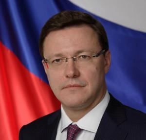 Дмитрий Азаров принимает участие в работе XIV форума межрегионального сотрудничества России и Казахстана