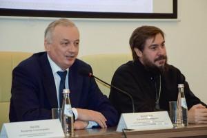 Самарский университет и Поволжский православный институт подписали соглашение о сотрудничестве