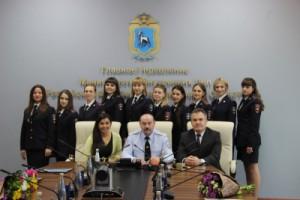 В Самарской области выбрали «Мисс самарская полиция 2017»