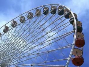 Новое колесо обозрения в Самаре намерены запустить в мае 2018 года