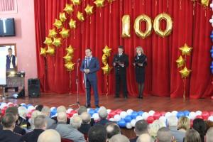 Дмитрий Микель от имени депутатов поздравил полицейских с праздником