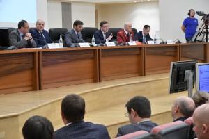 В ходе рабочего визита министр РФ Михаил Абызов провел в Самаре публичное обсуждение реформы КНД