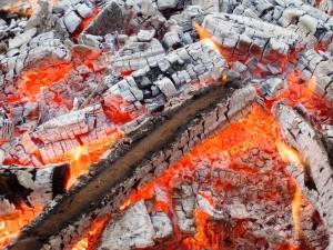 На улице Орловской в Самаре горели надворные постройки