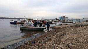Всего за полчаса спасатели переправили женщину с сердечным приступом из Рождествено в Самару для госпитализации