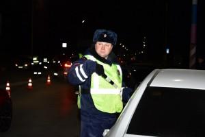 В Новокуйбышевске сотрудники ГИБДД провели профилактическое мероприятие