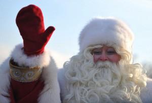 Главный Дед Мороз страны посетит Самару дважды