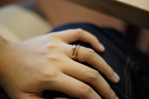 В Жигулевске после ухода гостей женщина обнаружила пропажу двух золотых колец