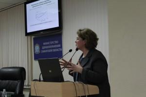 Главный гериатр России  Ольга Ткачева высоко оценила модель гериатрической помощи Самарской области