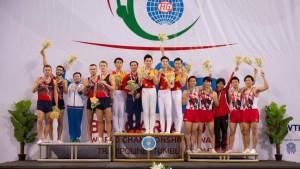 Два серебра и бронзу завоевали на чемпионате мира по прыжкам на батуте спортсмены ЦСКА/Самара