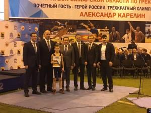 Дмитрий Азаров посетил с рабочим визитом третий по величине город области — Сызрань