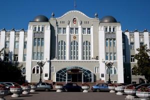 Зданию управления Куйбышевской железной дороги в Самаре исполнилось 90 лет