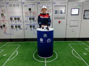 Владимир Путин дал старт работе трех подстанций, построенных к Чемпионату мира по футболу  FIFA 2018
