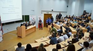 В СамГТУ прошла традиционная встреча руководителей энергокомпаний с будущими энергетиками