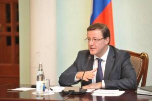 Дмитрий Азаров встретился с лидерами профсоюзного движения Самарской области