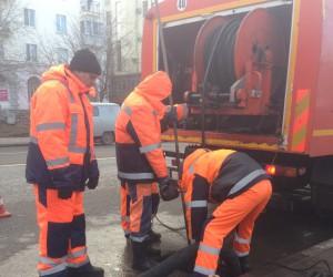 В Самаре продолжаются сезонные работы на сетях дождевой канализации