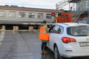 Акция «Безопасный переезд» прошла на Куйбышевской ЖД в Самаре