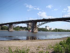 Фрунзенский мост в Самаре достроят не раньше 2019 года