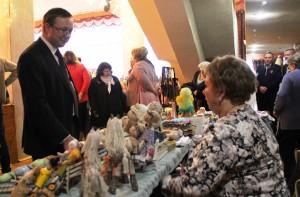 В Тольятти открылась ярмарка «Золотые руки»