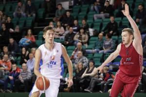 Баскетболисты «Самары» вышли в четвертьфинал Кубка России