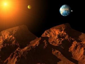 Строительство города Mars Scientific City в Дубае, где будут имитироваться условия жизни людей на Марсе, должно завершиться через 2,5 года