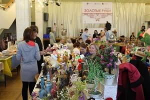 В Тольятти проходит городская ярмарка «Золотые руки»