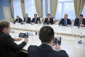 Комиссия Совета Федерации проверила ход подготовки Самары к ЧМ-2018