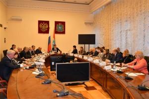 В Самаре состоялось первое заседание конкурсной комиссии по отбору кандидатур на должность главы города