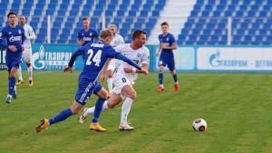 «Крылья Советов» в Астрахани обыграли местный «Волгарь» – 1:0