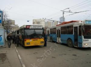 Саратовские автобусы будут ездить по
