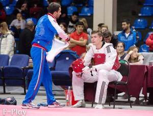 Сызранские тхэквондисты выиграли чемпионат России