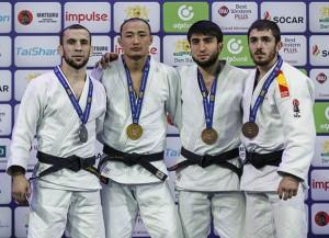 Самарские спортсмены завоевали серебро и бронзу на Гран-при по дзюдо в Голландии