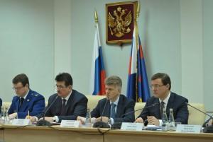 Дмитрий Азаров принял участие в совещании по вопросам противодействия незаконной миграции