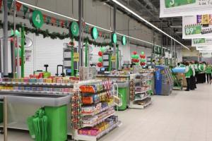 В Самаре торжественно открылся гипермаркет «Карусель»