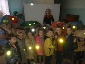 В детсадах Ставропольского района проходит акция «Чем ярче, тем заметнее!»