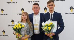 Студенты-геологи Политеха выступили на Межрегиональной конференции «Роснефть»