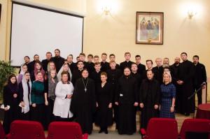 Студенты Самарской духовной семинарии узнали о современных аспектах профилактики и лечения ВИЧ-инфекции