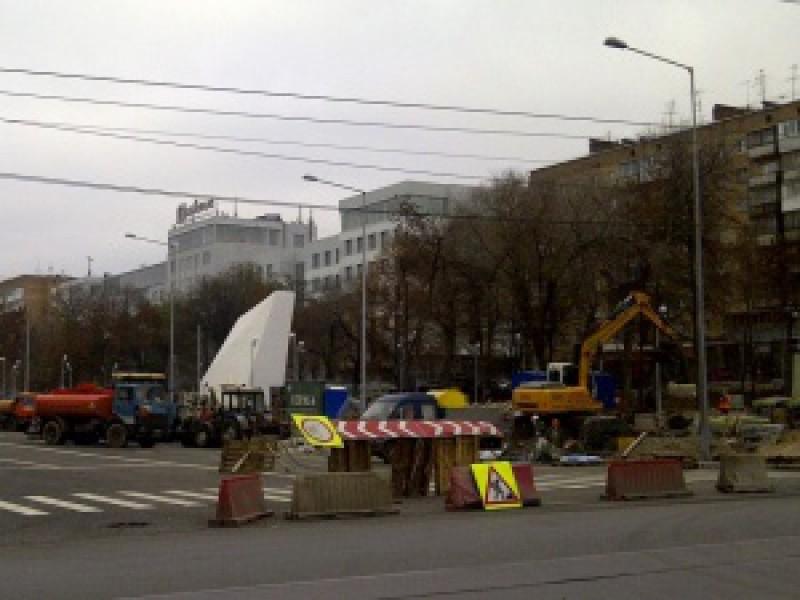 Ново-Садовую откроют «не раньше 1 декабря»