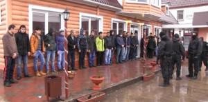 В Кинельском районе задержали незаконных мигрантов