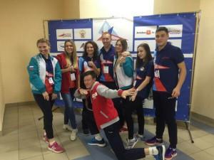 Студентка ПВГУС представила Тольятти на Всероссийском форуме студенческих спортивных клубов России