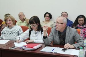 Владимир Василенко принял участие во встрече дольщиков ЖК «Кристалл»