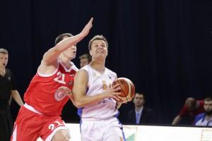 Баскетболисты «Самары» победой завершили первый круг чемпионата Суперлиги