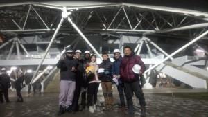 Съемочная группа вещающего на всю планету китайского телеканала PP Sports приехала в Самару