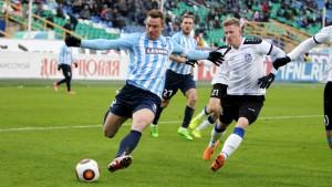 В последнем матче года «Крылья Советов» сыграли вничью с ярославским «Шинником» — 3:3