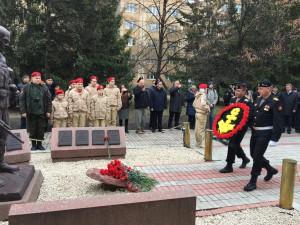 В Самарской области более 800 человек почтили память бойцов морской пехоты