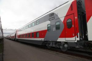 Младенец, упавший при резком торможении поезда в Сызрани, серьезно не пострадал