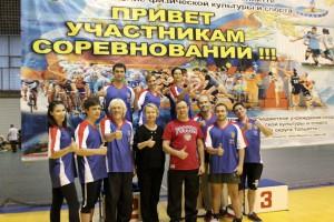 Дума завоевала 7 призовых мест на Спартакиаде муниципальных служащих Тольятти