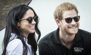 Принц Гарри Уэльский обручился с американской актрисой Меган Маркл