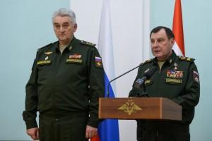 Генерал-лейтенант Александр Лапин назначен командующим войсками ЦВО